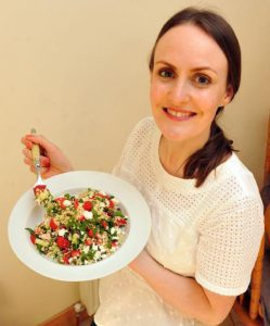 Meet one of our food bloggers who is on a mission to get us all eating healthily