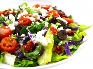 How to create a super salad