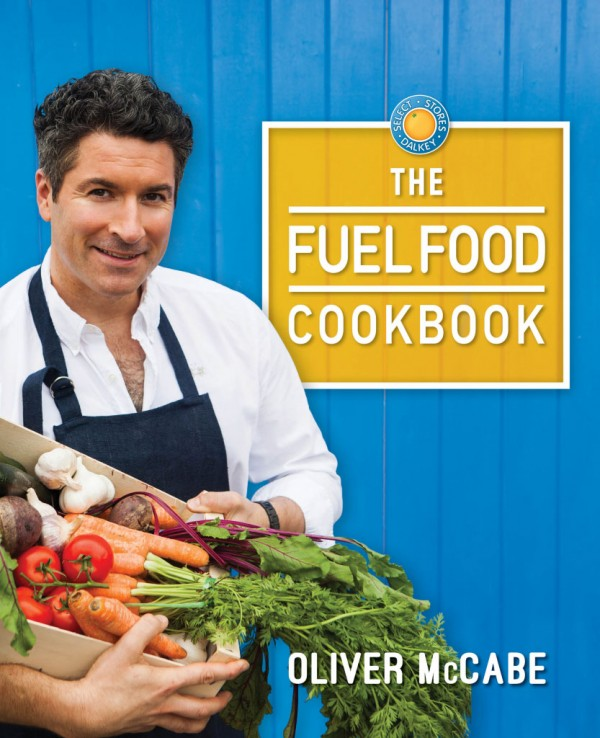 fuelfood cookbook cover