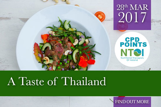 A Taste of Thailand cooking class