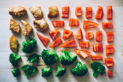 30 days of healthy eating