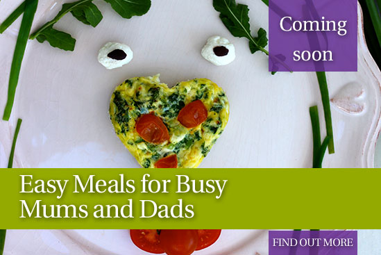 EASY MEALS FOR BUSY MUMS CLASS