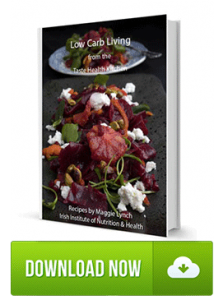 Low carb e-book
