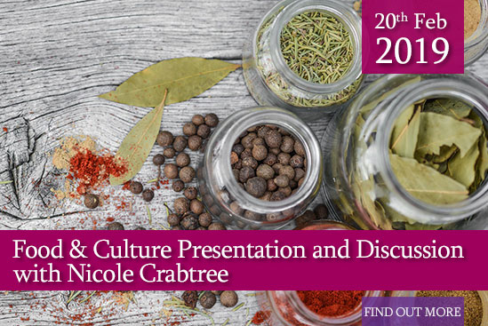 Food and Culture with Nicole Crabtree