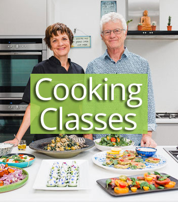 maggie and richard cooking classes iinh