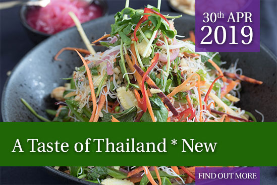 Taste of Thailand Cooking Class