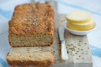 Tomato and Fennel Low Carb Soda Bread