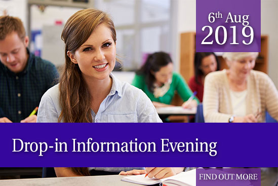 drop in information evening