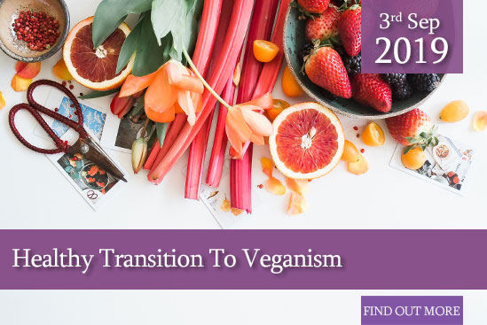 healthy transition to veganism