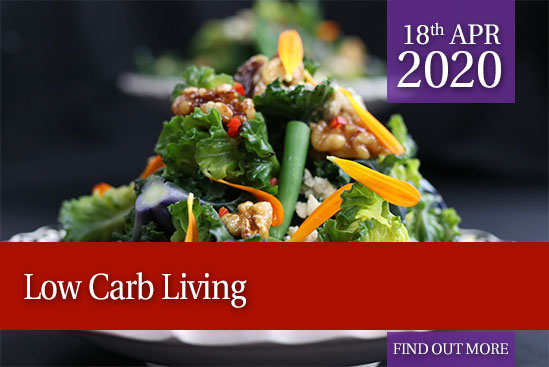Low Carb Living COOKING CLASS 2020