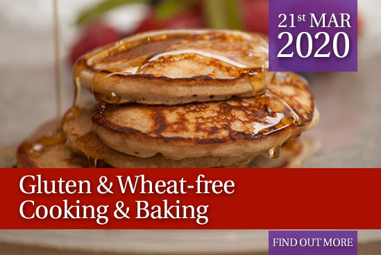 Gluten & Wheat-free Cooking & Baking Class