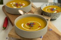 Did you know that butternut squash is oneof the mildest and easiest vegetables to digest?