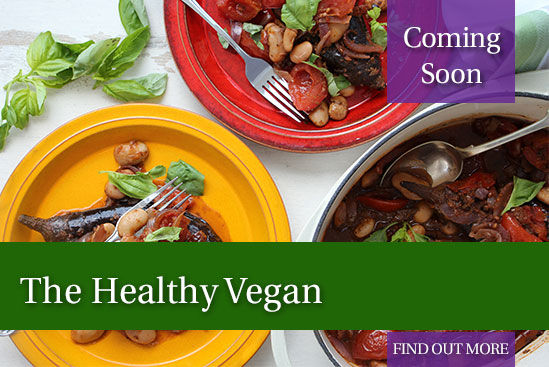The Healthy Vegan Cooking Class